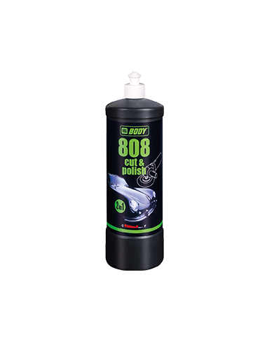 Pulimento Body 808 cut & polish