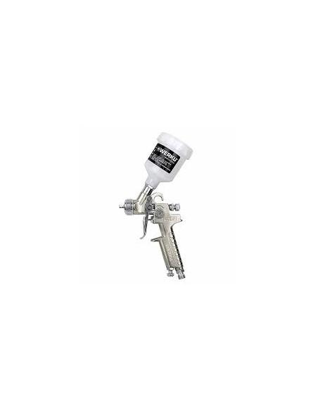 PISTOLA PINTAR GRAVEDAD RETOQUES / HVLP-I / 125 ML / 1.5 HP