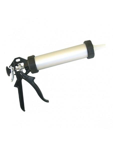 Pistola Silicona Aluminio Profesional