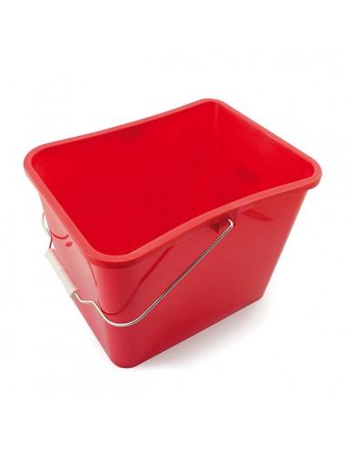 Cubeta Plast 14/L Brico C/R