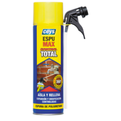 Espuma De Poliuretano Espumax Control Total Ceys