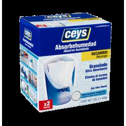 Recambio para Absorbehumedad Ceys Imagen 2