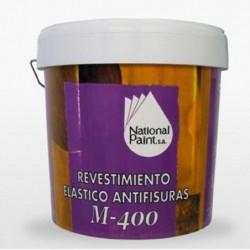 M-400 Revestimiento Elastómero Antifisuras