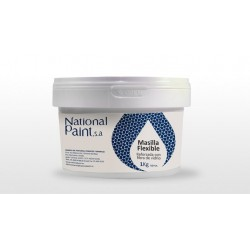 Masilla Flexible National Paint