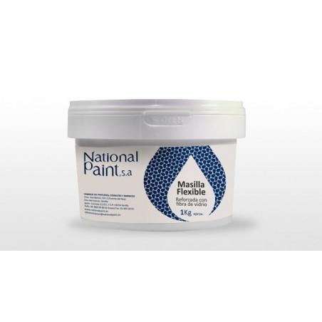 Masilla Flexible National Paint