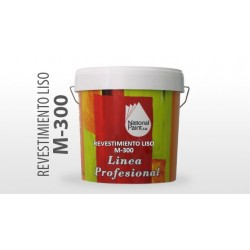 M-300 Revestimiento Liso National Paint