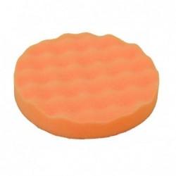 Espuma Pulido Naranja Velcro 156MM Eyb2112 Disanfe