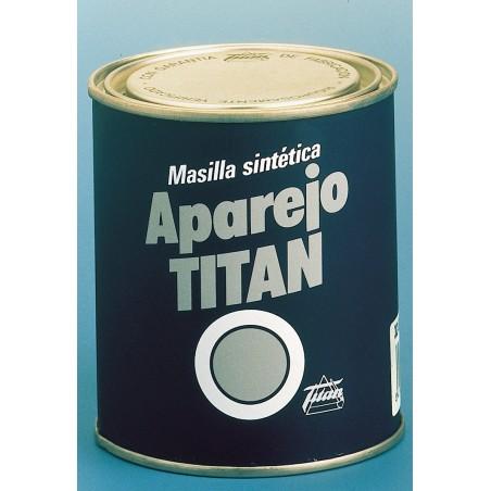 Aparejo Titan - Masilla Plaste Sintetica Universal