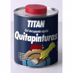 Quitapinturas Plus Titan - Decapante Gel
