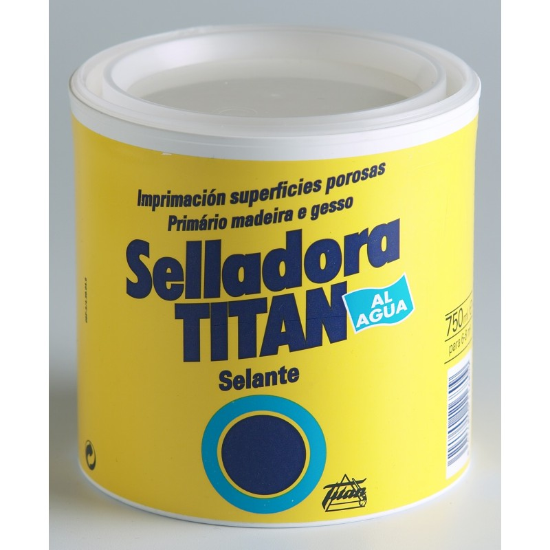Selladora Al Agua Titan - Imprimacion Base Agua