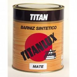 Barniz Titanlux Sintetico Mate