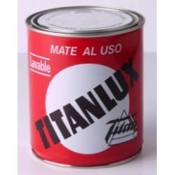Titanlux Mate Al Uso - Pintura Sintética Lavable