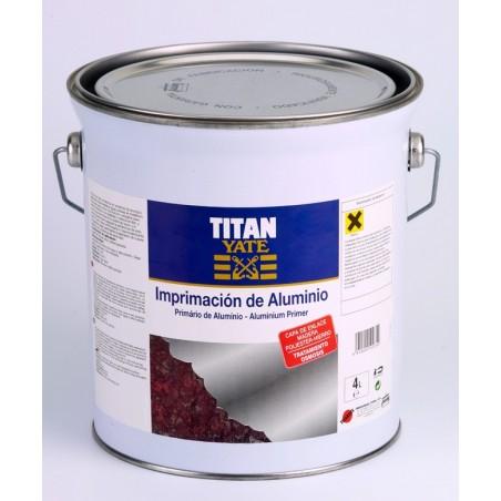 Imprimacion De Aluminio Titan Yate