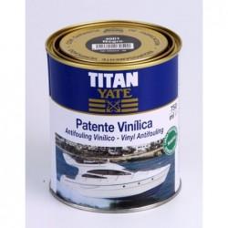 Patente Vinilica Ablativa Titan Yate
