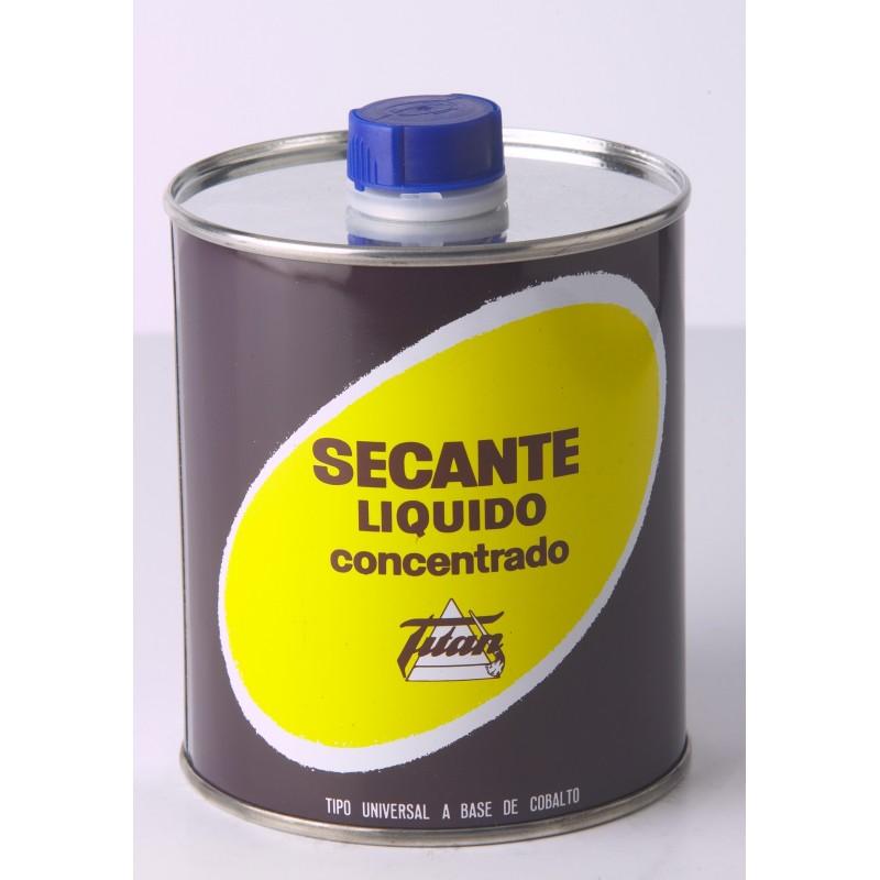 Secante Liquido Concentrado Titan
