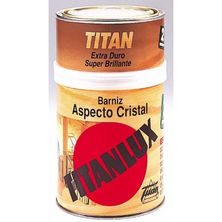Barniz Titanlux Aspecto Cristal Extra Duro Super Brillante