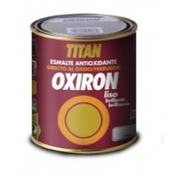 Oxiron Liso Esmalte Antioxido Brillante Titan