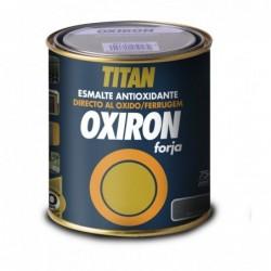 Oxiron Forja Esmalte Anticorrosivo Metalico Titan