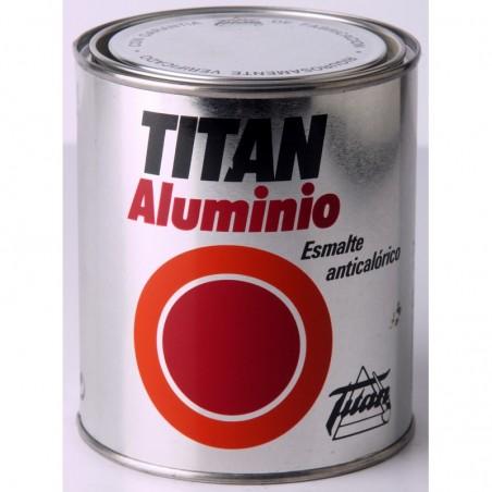 Esmalte Titan Aluminio Anticalorico