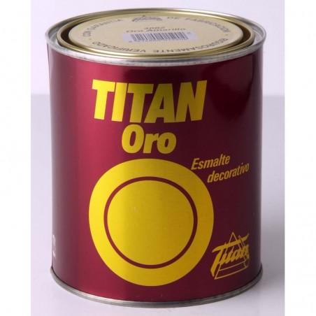 Esmalte Titan Oro