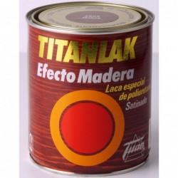 Titanlak Efecto Madera Satinado