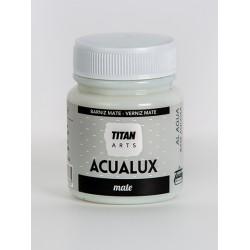 Barniz Acualux Mate Titan bote