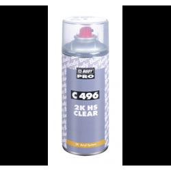 Spray Laca Alta Calidad Body 496 Autoclear HS Spray