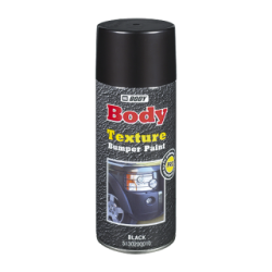 Spray Texturado Negro-Gris Body Texture Bumper Paint Spray