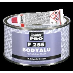 Masilla De Aluminio Body - 255 Bodyalu 2K Aluminium Polyester Filler - Nuevo envase