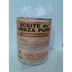 Aceite de Linaza Mora