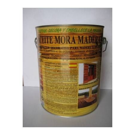 ¿Estas buscando Aceite Mora Madera Satinado?