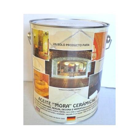 Aceite Mora Ceramicas Mate Cuero
