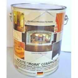 Aceite Mora Ceramicas Brillo Rustico