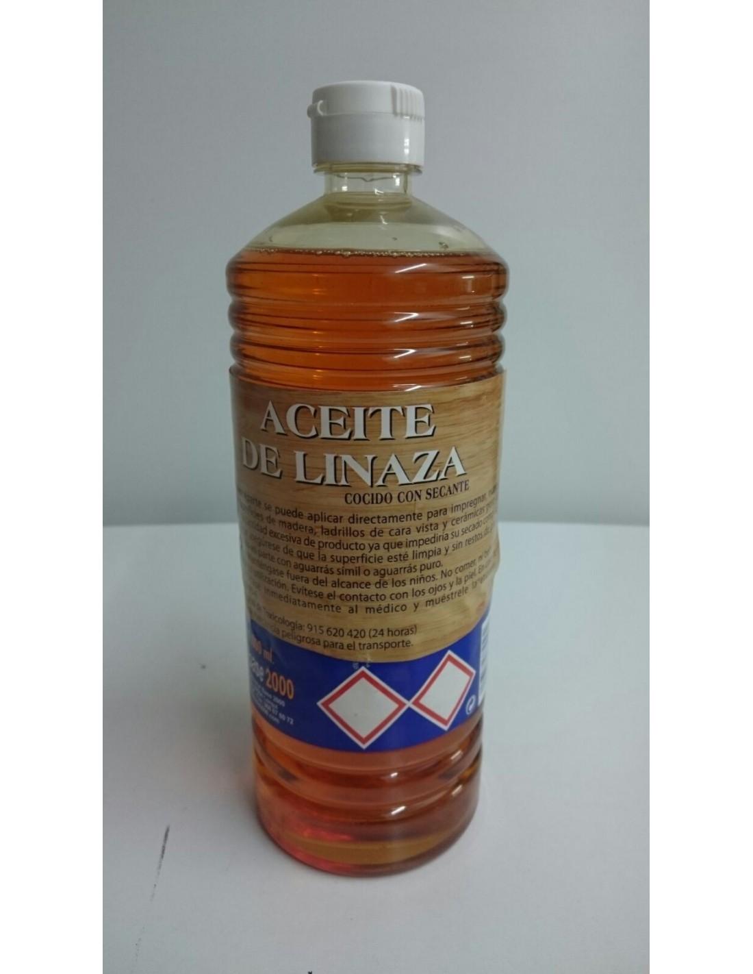 Aceite De Linaza Con Secante Quimibase