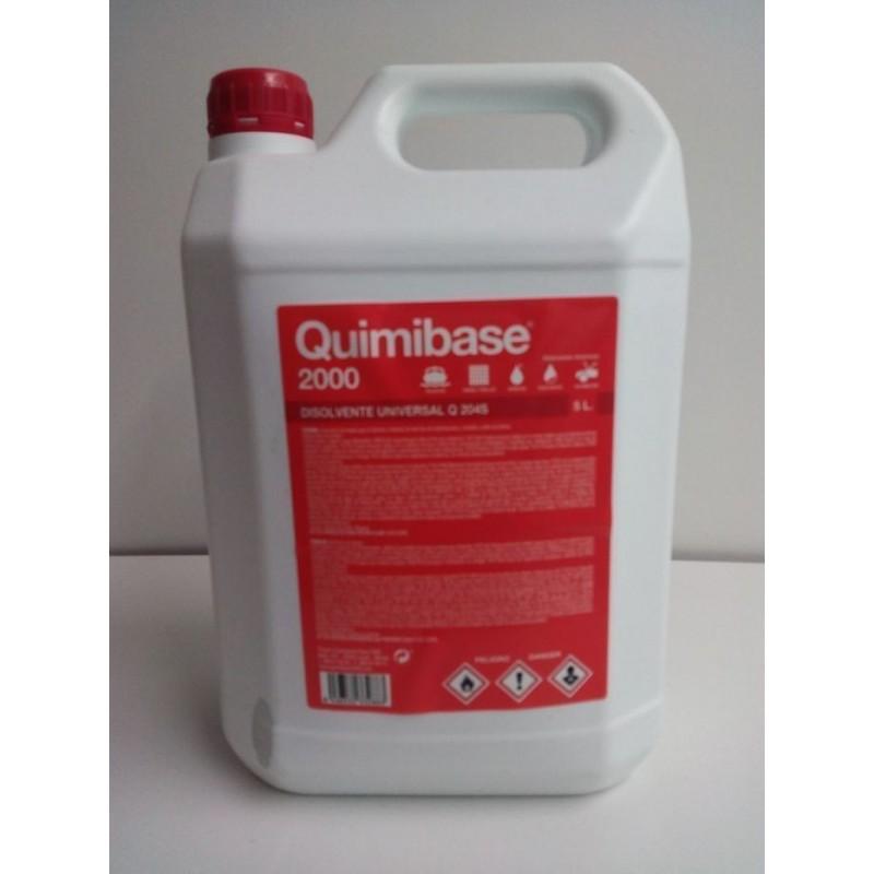 Disolvente Universal Q204 Quimibase