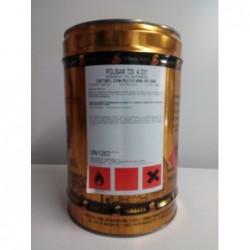 Poliuretano Satinado 2 Componentes - Polisan 720 A 2x1 (200720) Sambara