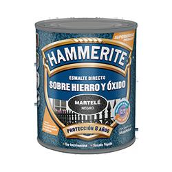 Hammerite Martelé Esmalte Directo Sobre Hierro y Óxido