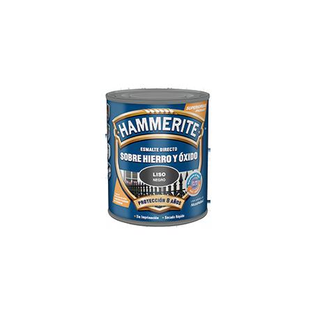 Hammerite Liso Esmalte Directo Sobre Hierro y Óxido