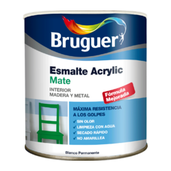 Bruguer Acrylic Mate Color