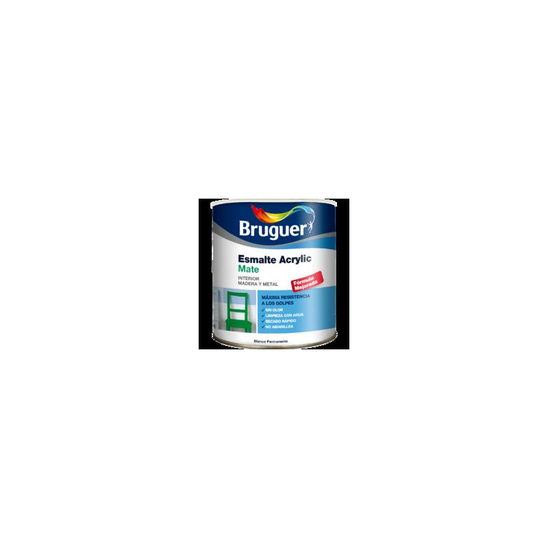 Bruguer Acrylic Mate Color