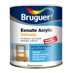 Bruguer Acrylic Satinado Color