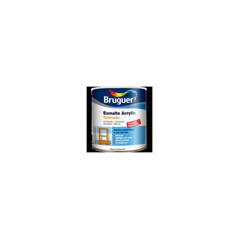 Bruguer Acrylic Satinado Color