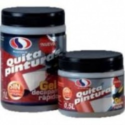 Decapante Quitapinturas Gel Plainsur