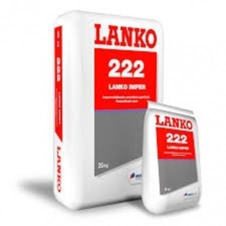 Lankos 222 Mortero Impermeable 5 kgs