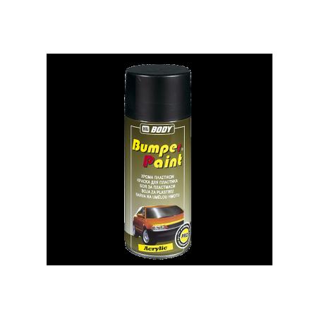 Spray Liso Negro Body Bumper Paint Spray
