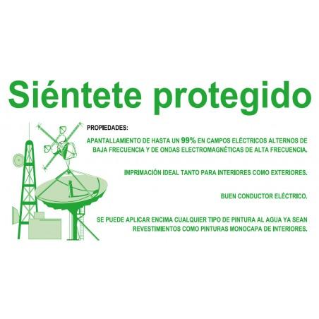 Pintura Wifi Protección contra Radiaciones Adoral - Especificaciones