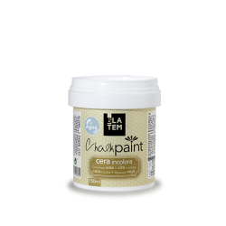 Cera Incolora Chalk Paint para Pintura a la Tiza Blatem