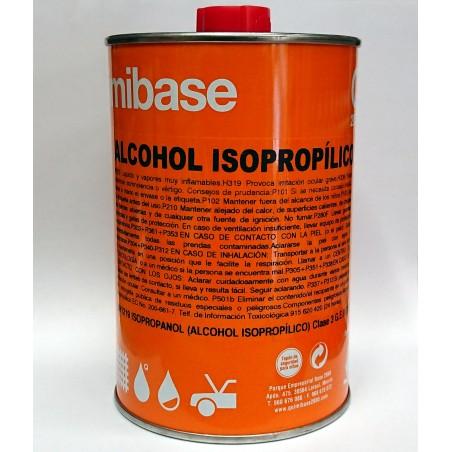 Alcohol Isopropílico - Isopropanol - Ipa Quimibase-Envase Nuevo