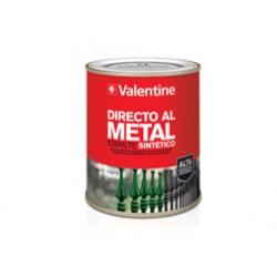 Directo Al Metal Liso Satinado Valentine D0601
