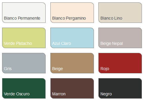 Bruguer acrylic mate color - Bruguer carta de colores ...